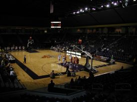 Lipscomb Arena