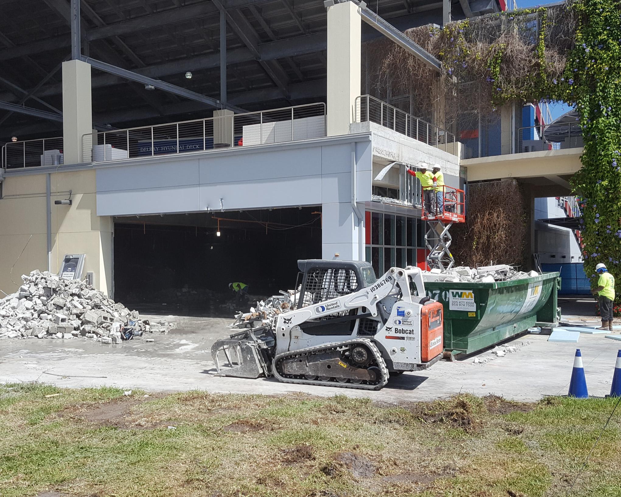 stadium demolition 2