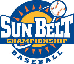 2009 Sun Belt Baseball Tournament Logo
