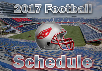 2017 Fau Football Schedule Announced Fau Owl S Nest